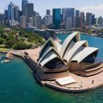 Sydneyská opera: Jaká je celková kapacita hledišť?