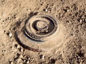 Jaderná bomba v podobě podzemní miny: Ke své funkčnosti potřebovala živá kuřata!