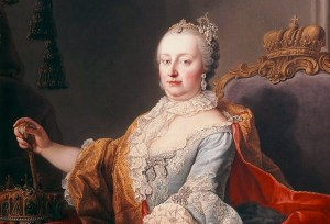 Z lásky se směla provdat jediná dcera Marie Terezie