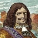 Známý pirát Henry Morgan si užíval poklidného důchodu