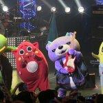 Japonský rock: Charamel – Drsní plyšáci