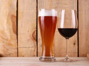 Pivo před vínem: Lidové moudro pod vědeckým drobnohledem