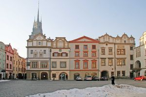 Tajemství městských erbů: Proč mají Pardubice ve znaku přepůleného koně?