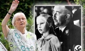 Tichá pomoc pro nacisty: Jak se činila Himmlerova dcera