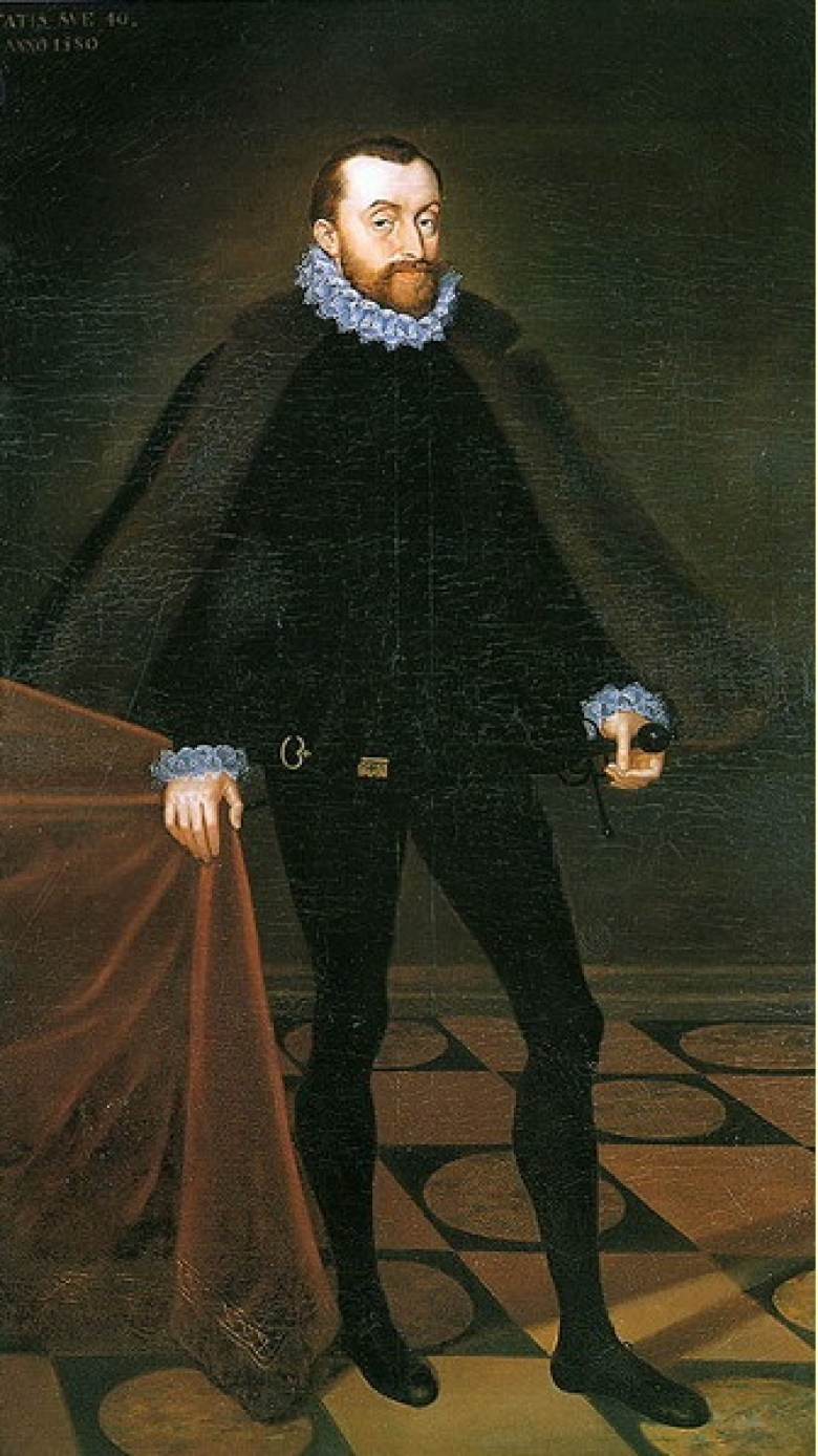 Fruhwein působí i ve službách Petra Voka z Rožmberka.