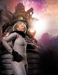 Budoucnost kosmických skafandrů: Design na prvním místě