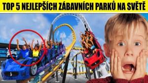 VIDEO: Přehlídka nejlepších zábavních parků na světě