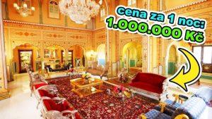 Nejdražší hotelové apartmány na světě