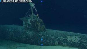 Potopené ponorky rozebírají sběrači kovů. Ničí tak hroby padlých vojáků