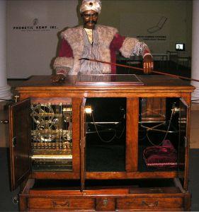 Podvod jménem automat na šachy: Všechno řídil člověk!