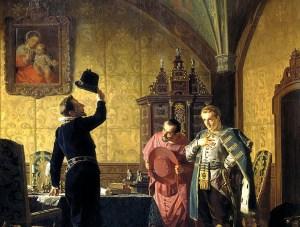 Lžidimitrij I.: Falešnému carovi naletěl i polský král