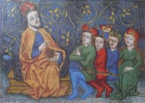 Proč Karel IV. omezil dovoz zahraničních vín do Čech?
