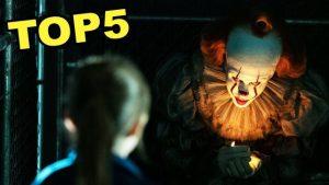 Jaké jsou ty nejlepší hororové snímky?