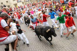 Drsný svátek svatého Fermína: Hlavně být rychlejší než býk