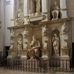Dostal papež Julius II. pohlavní nemoc jako trest za nemravný život?