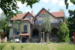 Architekt Jurkovič si jako svoje sídlo postavil perníkovou chaloupku