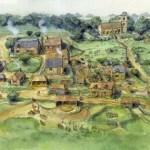 Opatření proti kruté zimě: Spali ve středověku lidé společně s dobytkem?