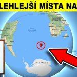 Kde hledat nejodlehlejší místa na světě?