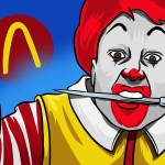 Půlnoční masakr v McDonald's: Kolegův útok nikdo nepřežije!