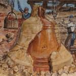 Zvonařka Alžběta z Volfenburku zvládla i mužské řemeslo