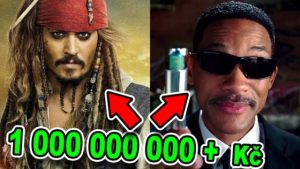 Za jakou roli dostali herci nejvíce peněz?