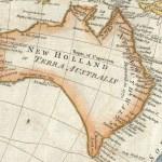 Nová fakta o objevení Austrálie: Přepíše dějiny malá kresba klokana?
