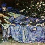 První Šípková Růženka: Záletný král ji znásilní ve spánku!