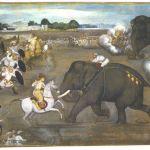 Mughalský císař Aurangzéb připravil o život svoje dva bratry