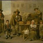 Nepoctiví pekaři přidávali do chleba piliny i hlínu