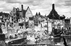Jak proběhl zpackaný nálet na Norimberk?