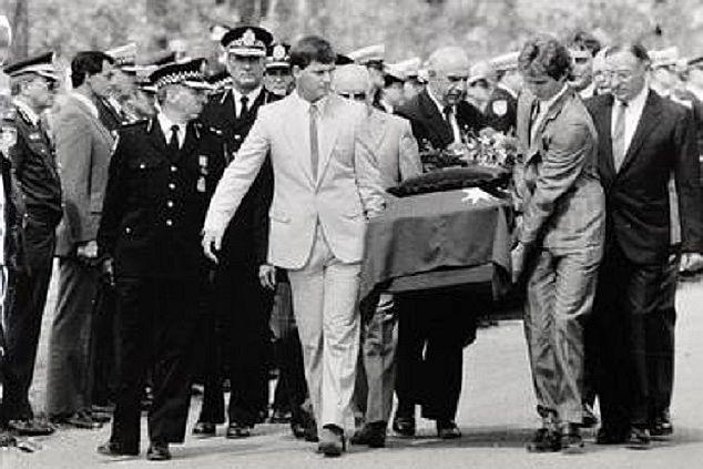 Smrt policisty Winchestera je vyšetřována přes 4 roky.