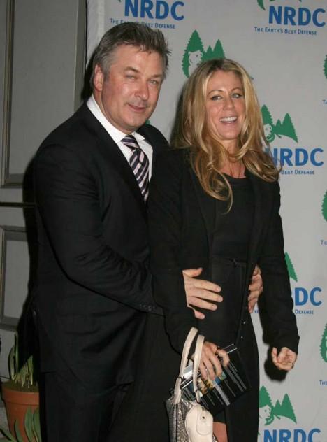 Dcera Marci Klein a Alec Baldwin.