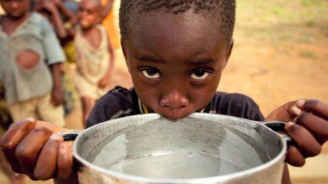 4 - Žízní netrpěli jen mamuti. V zemích Sahelu je nedostatek vody vážným problémem i dnes