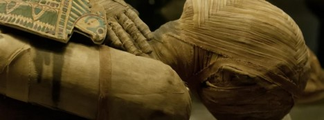 4 - Na jedné z mumií byly nalezeny i důkazy nejstarší rakoviny prsu