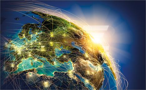 Zepter dnes působí v 60 zemích 5 kontinentů.