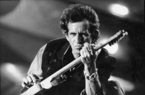 Podle hudebního časopisu Rolling Stone je Keith Richards čtvrtým nejlepším kytaristou všech dob.