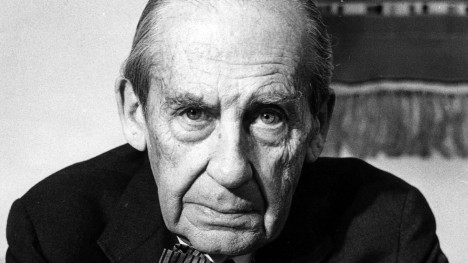Walter Gropius - Erfinder des Bauhaus