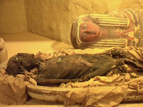5 - Mumie skrývají spoustu zajímavých informací o dávných časech