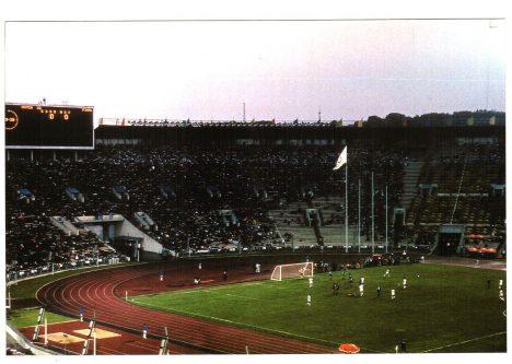 5 - Sověti a východní Němci hrám dominovali, fotbalový turnaj však ovládlo Československo
