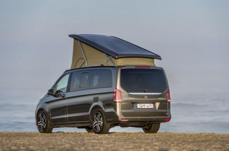 DNový Marco Polo spojuje stylové bydlení a cestování s jízdním komfortem a dynamikou osobního vozu.