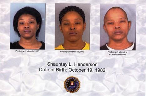 Shauntay L. Hendersonová.