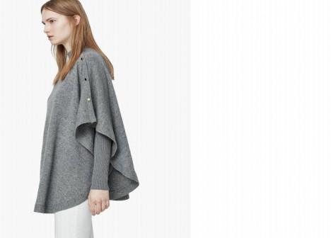 Doplňte svůj outfit o jedno slušivé pončo. Nejen, že jde o pohodlný kousek, je navíc i stylový.