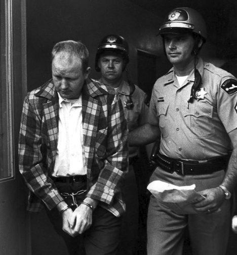 Jerry Brudos po odsouzení v roce 1969.