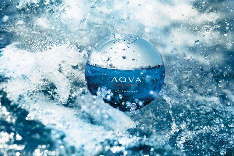 Jako mýty opředený poklad Poseidona se z mořských hlubin vynořuje mořský ambrový akord, který tvoří srdce celé kompozice nové pánské toaletní vody AQVA POUR HOMME ATLANTIQVE.