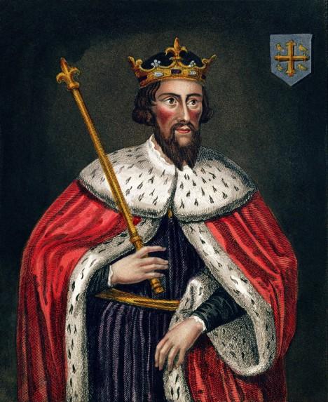 Alfréd Veliký je prvním anglosaským monarchou, který se honosí titulem král Anglie.