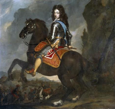 Anglický panovník Vilém III. po sobě nezanechá žádného potomka a trůn proto přejde na jeho švagrovou.