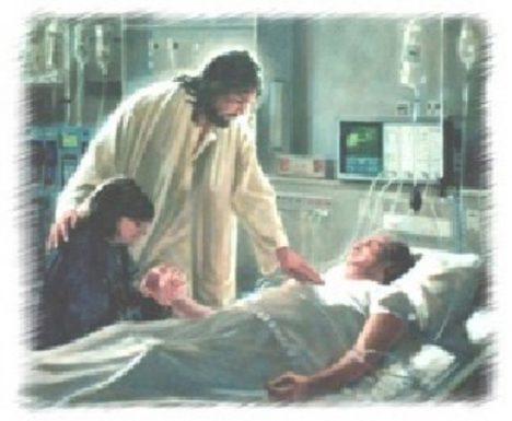 Bůh uzdravuje