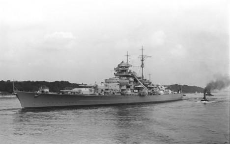 Bismarck je pojmenována po známém železném kancléři a sjednotiteli Německa Otto von Bismarckovi.