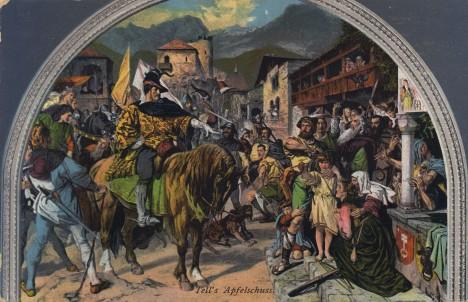 Doložena není ani historicita zrádného soudce Gesslera