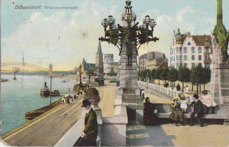 Duesseldorf_promenade